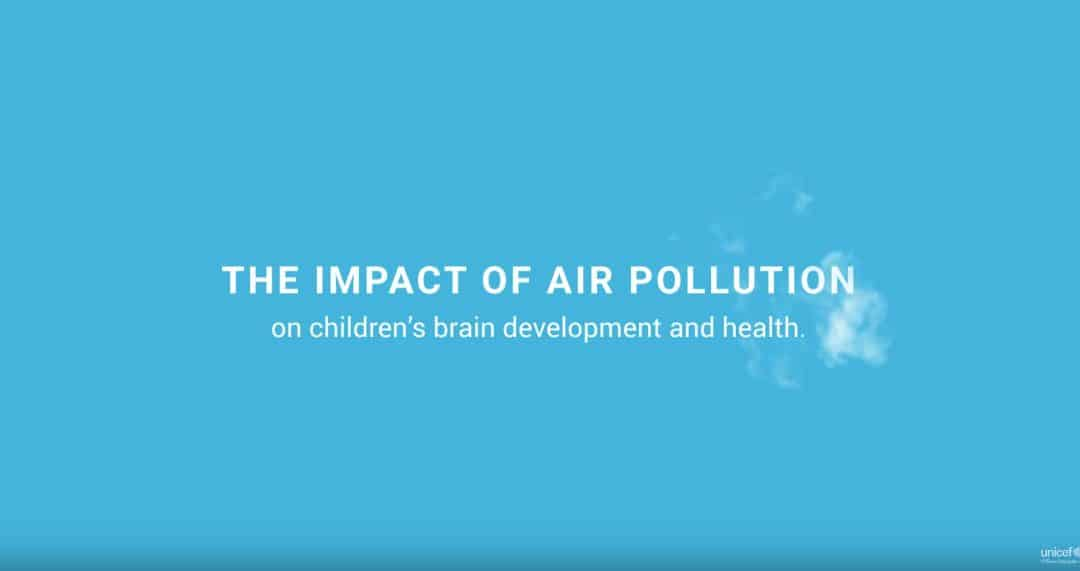The Impact of Air Pollution on Children's Brain Development and Health