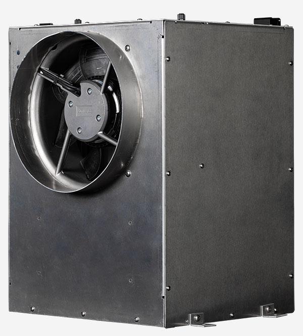 EU-100X Elevator Air Purification System
